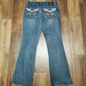 Women's Love Indigo Premium jeans sz.10